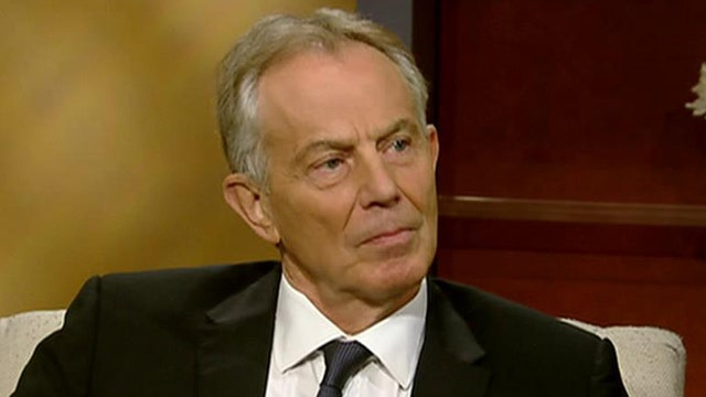 tony blair war on terror Tony blair's long war paul rogers in manchester, tony blair announced his intention and britain's part in iraq and the wider war on terror.