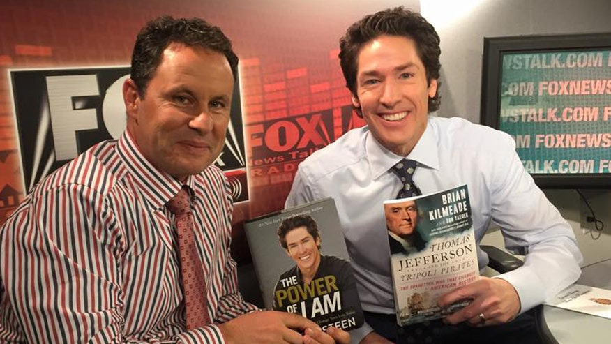 Joel Osteen, Senior Pastor Of Lakewood Church spoke with Kilmeade & Friends about Pope Francis's visit to America, Donald Trump and his latest book, 'The Power Of I Am'