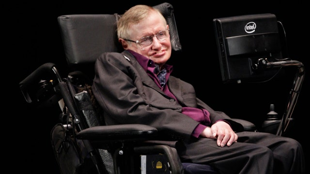 Stephen Hawking's greatest mystery? Women