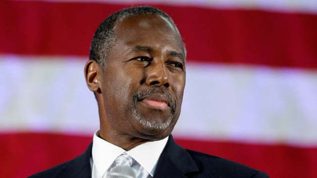 How the media covered Ben Carson's Oregon comment