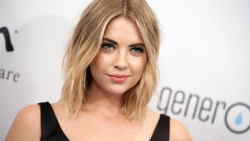 Fox411: 'Pretty Little Liars' star Ashley Benson apologizes for posting an Instagram picture in a lion costume with a caption referencing the slain Cecil the lion.