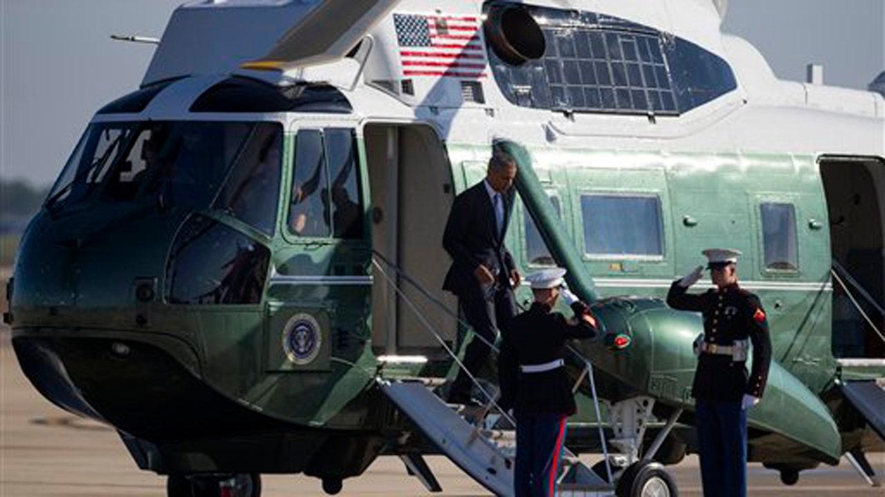 Obama reportedly considering executive action on gun control