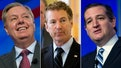 GOP candidates fight to cement themselves on debate stage