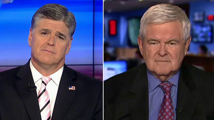 On 'Hannity,' Newt Gingrich discusses how GOP House leadership should proceed, impact of dissatisfaction among voters