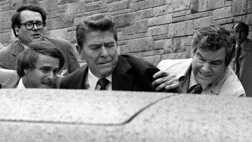 Jerry Parr is credited for saving Reagan's life during assassination attempt