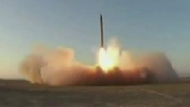 Eric Shawn reports: Iran's new missile claim