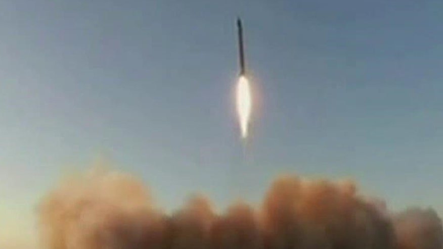 Officials claim missiles for defense purposes only