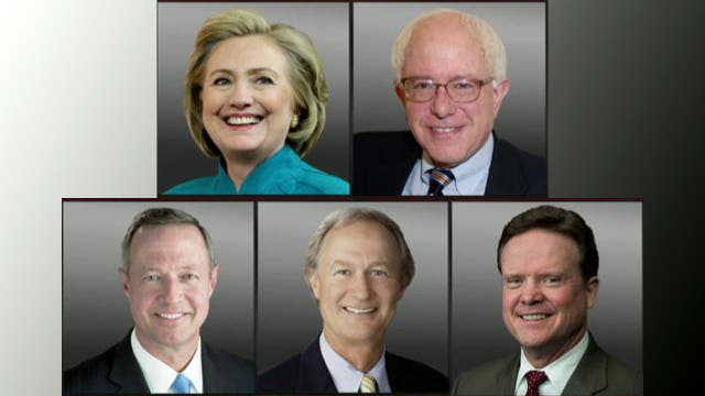A look ahead to the Democratic presidential debate