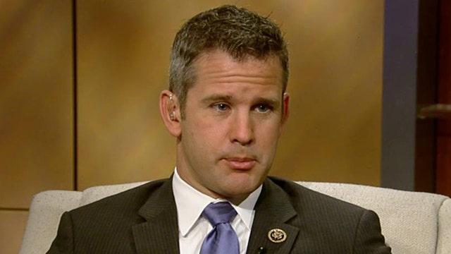 Adam Kinzinger on Bergdahl, Syria, new House speaker