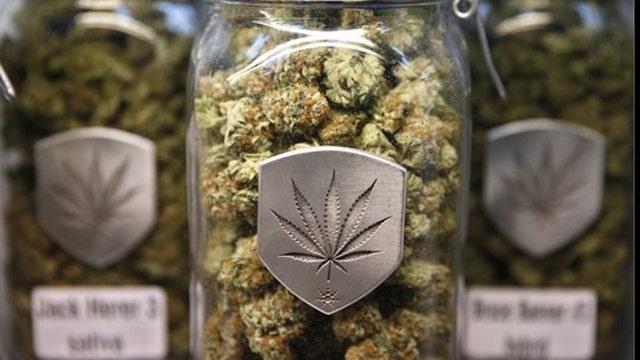 Colorado's monthly marijuana sales pass $100 million mark
