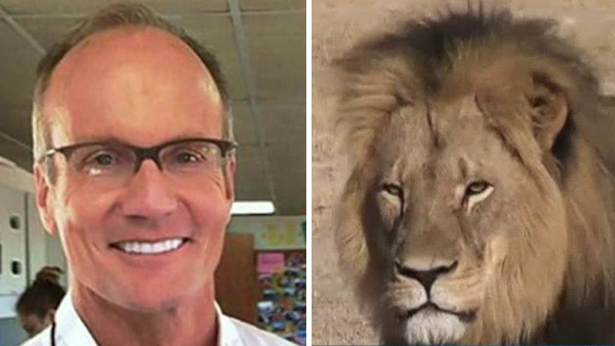 Zimbabwe officials say Walter Palmer had legal authority to hunt