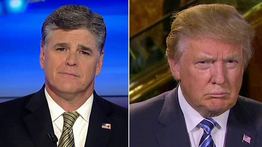 Presidential candidate slams Obama's approach to economic and foreign policy; Business mogul speaks out on 'Hannity'