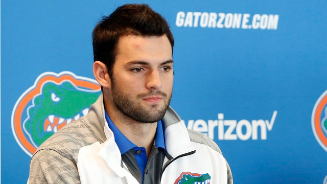 Florida QB Will Grier suspended for banned substances