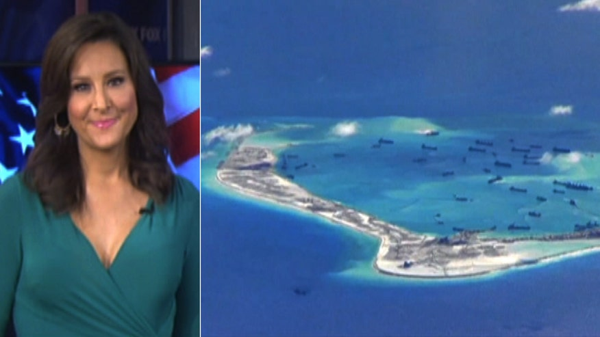 Fox Patriot Report: Lea Gabrielle with your top national security headlines, including U.S. Navy challenging China's claimed waters, Russia saying U.S intervention in Syria is illegal
