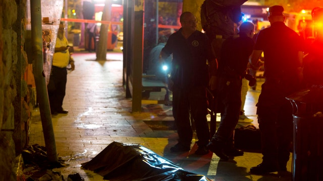 Series of terror attacks hit Israel