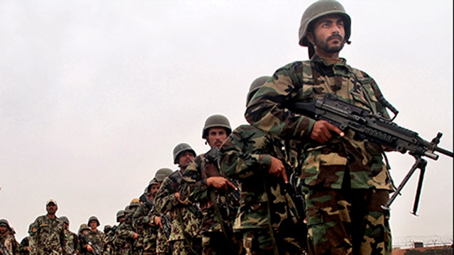 Reporter: Reforming Afghan gov't, military will take decades