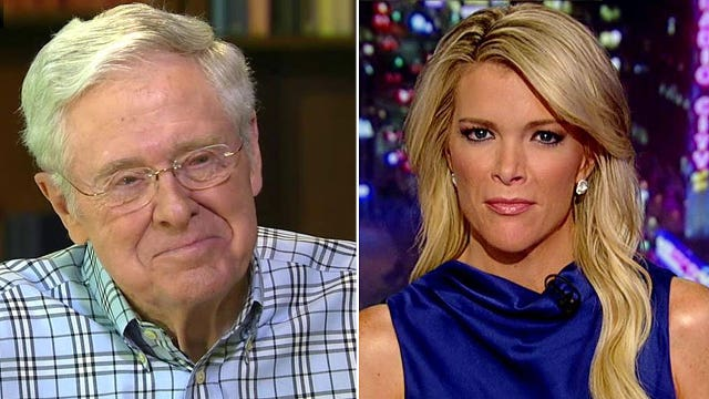 Charles Koch opens up about his 'classical liberal' views