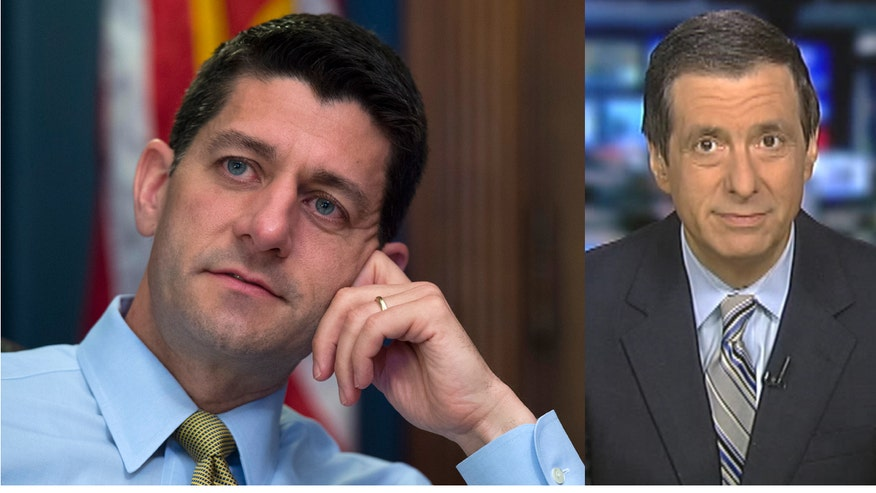 'Media Buzz' host weighs in on Paul Ryan as possibly the next Speaker of the House and the struggle for the future of the GOP