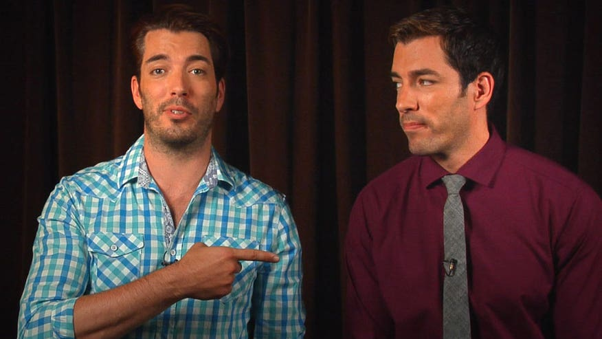 Drew and Jonathan Scott discuss what DIY projects you can tackle on a budget.