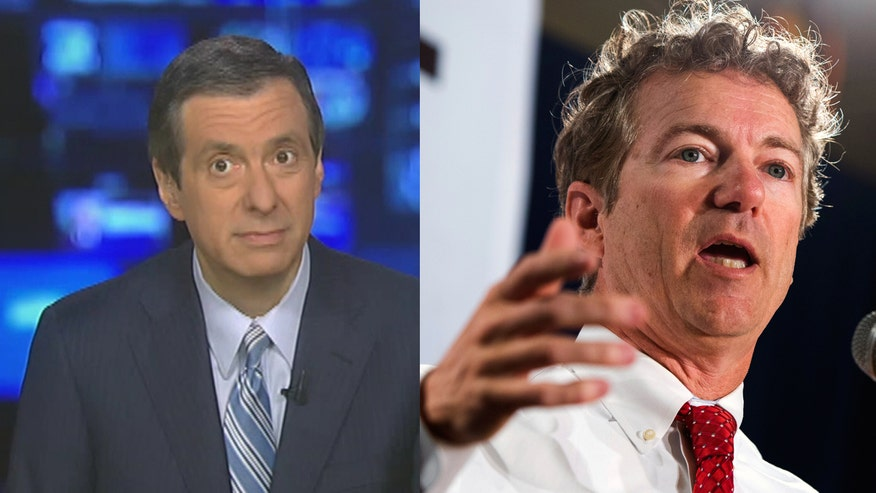 'Media Buzz' host Howard Kurtz weighs in on Rand Paul's battle with the media