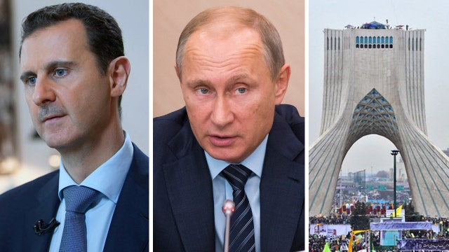 Political Insiders Part 3: Syria, Iran and Russia