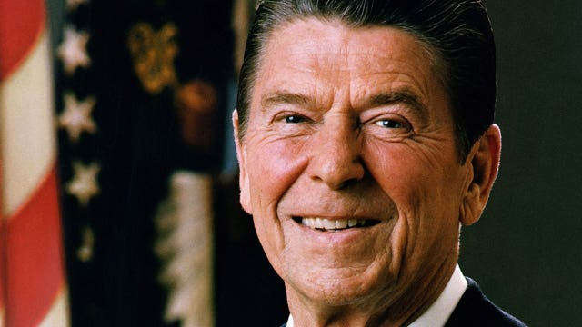 The legacy of Ronald Reagan