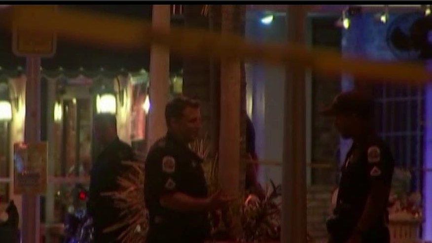 One dead, five injured in shooting at ZombieCon festival