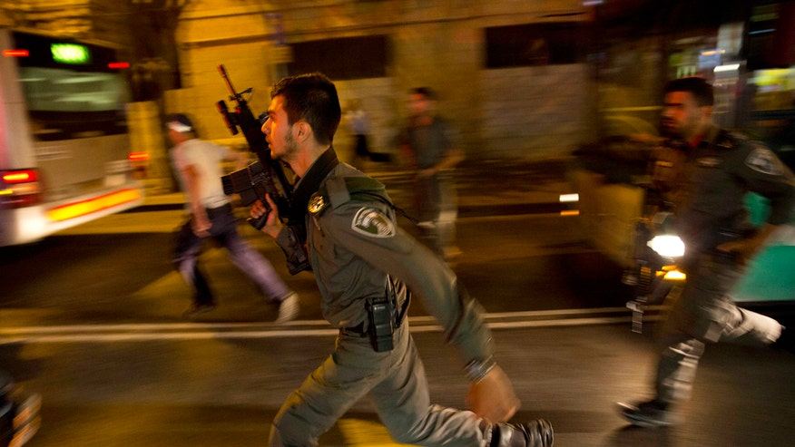 Defcon 3: Increasing violence between Israelis and Palestinians is raising renewed fears the Holy Land is moving towards a third intifada.