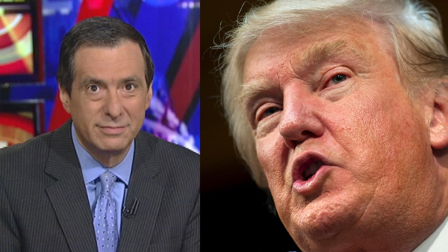 'Media Buzz' host Howard Kurtz weighs-in on the media's disregard of Donald Trump being a viable threat to the Democrats