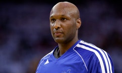 Doctors say the former NBA star is awake, communicating