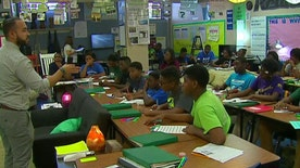 Schools in Newark, New Jersey received $200 million in donations in 2010 to help bolster urban education