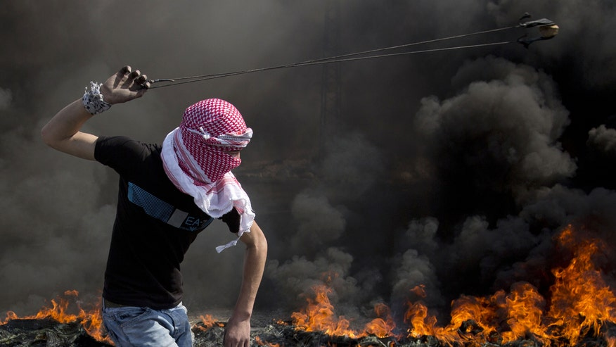 Palestinian groups have labeled recent violence 'days of rage'