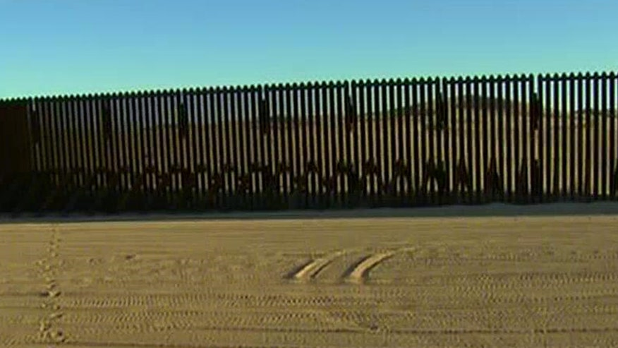 William la Jeunesse reports from the border at Yuma, Arizona