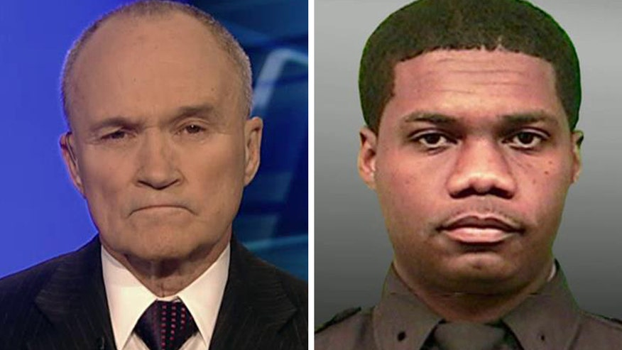 Former NYPD commissioner Ray Kelly goes 'On the Record' on the slaying officer Randolph Holder and the 'hardened, violent criminal' accused of killing him