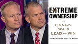 Jocko Willink and Leif Babin discuss their new book on 'America's Newsroom' and how it relates to leadership in Washington