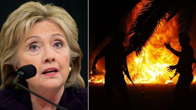 Shocking truths revealed during Clinton's Benghazi testimony