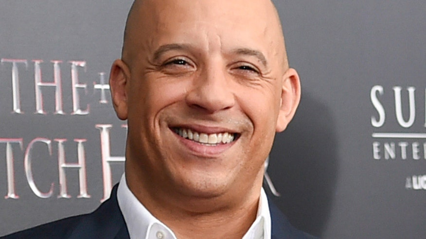 Face2Face with Vin Diesel: The action star discusses 'The Last Witch Hunter', his acting roots, love of fantasy, especially playing 'Dungeons and Dragons'