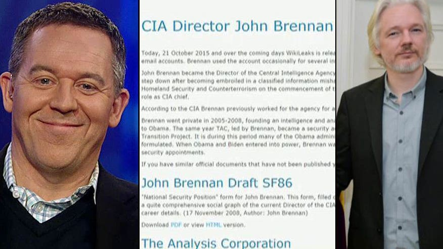 Group publishes personal information of CIA Director John Brennan
