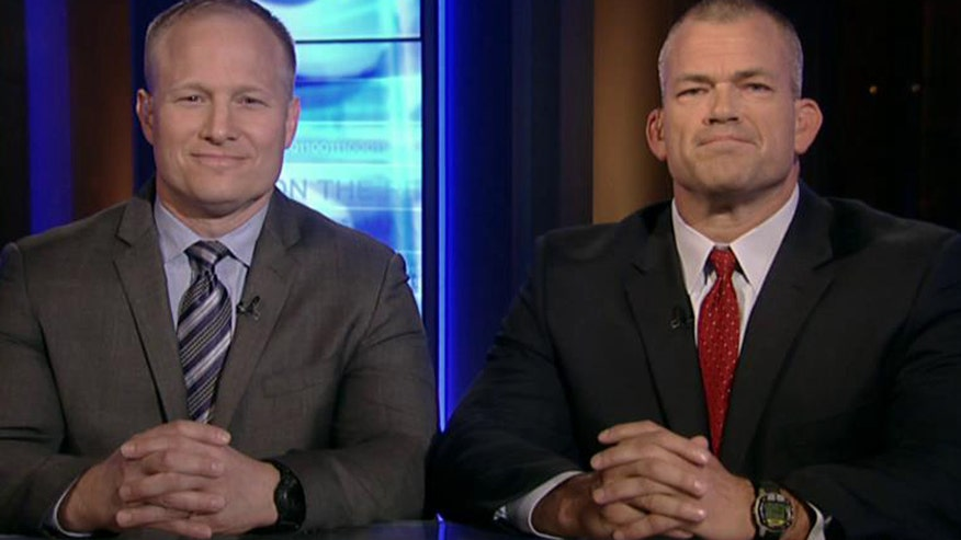Former Navy SEALs Jocko Willink and Leif Babin, authors of 'Extreme Ownership,' go 'On the Record' on their new book and the US deadly raid to free ISIS hostages in northern Iraq