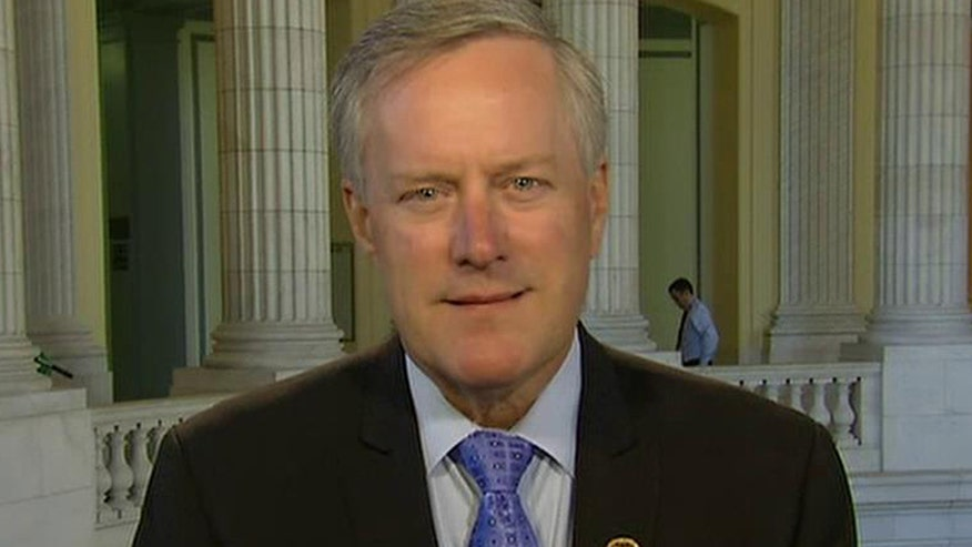 Member Mark Meadows weighs in on Ryan vs. Webster on 'Sunday Morning Futures'