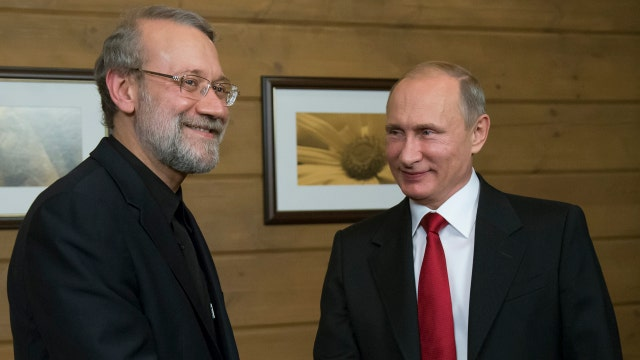 Iran, Russia pushing US out of the Middle East?