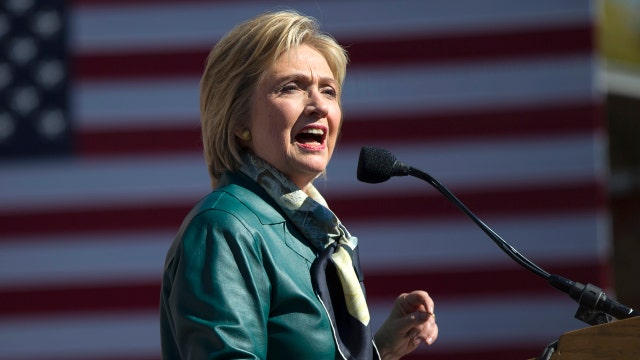 Clinton claims vets 'satisfied' with VA treatment