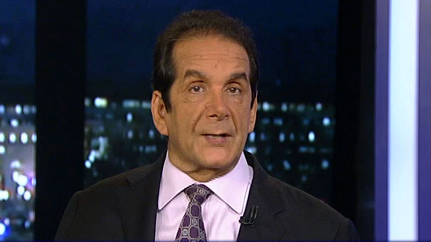 "Krauthammer:""There is Trumpism"""