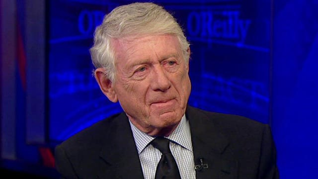 Ted Koppel enters 'The No Spin Zone'