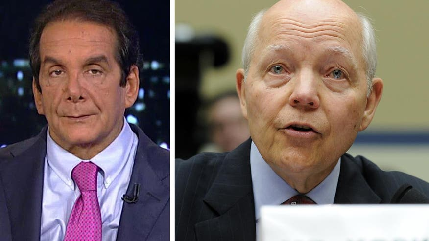 Will House Republican's plan to impeach IRS commissioner John Koskinen backfire?