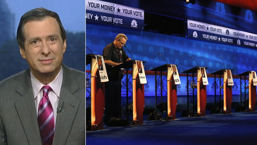 'Media Buzz' host previews what to watch for in GOP presidential debate