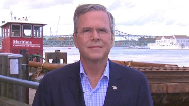 Jeb Bush doubles down on Rubio attendance attack