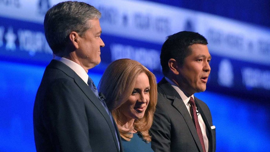 On 'The Kelly File,' Republican voters weigh in on issue of media bias, moderator conduct
