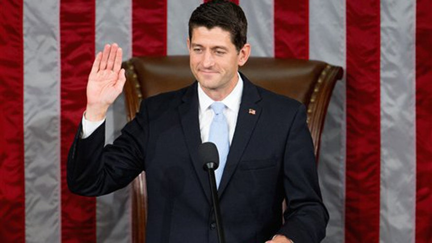 Senator delivers first address to Congress as speaker