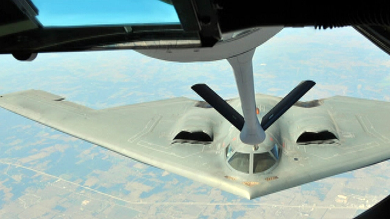 US Air Force's new stealth bomber: What you need to know